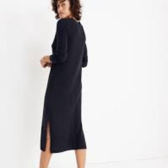 f05b90e02af Madewell Dresses   Skirts - New MADEWELL Merino Wool Midi Sweater Dress